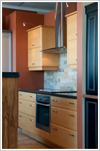 St. Catharines Kitchen Design & Cabinets Showroom on kitchen in a brick wall background, kitchen ideas with red brick, kitchen brick used in primary colors, kitchen designs with brick walls,
